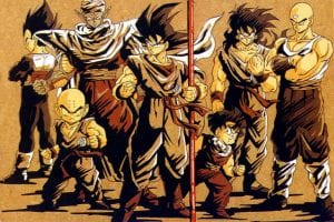 NEW DRAGON BALL Z SERIES AIRING JULY 2015