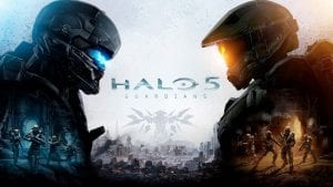 NEW Halo 5: GUARDIANS TRAILER AND ARTWORK