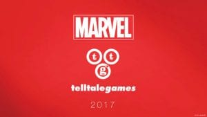 Marvel and Telltale Games team up to create New IP