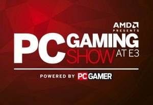 PC GAMER and AMD Collaboration to present the first PC Gaming Show at E3 2015