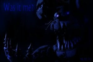 Five Nights at Freddy's 4 – NEW TEASER PICTURE