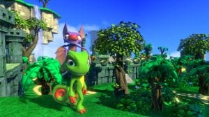 Yooka-Laylee Kickstarter is now Open and already it has reached its Goal!!!
