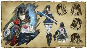 Bloodstained Revealed
