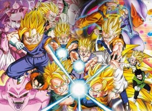 NEW Dragon Ball Z – Extreme Butoden 7 minute Gameplay Trailer