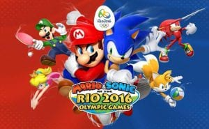 The next installment of the Mario & Sonic Olympics has been announced