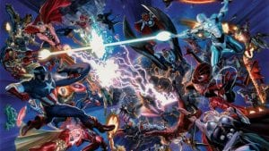 All Upcoming Super Heroes Movies Dates and Info