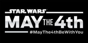 Happy Star Wars Day – May the 4th be you on these sales!!!