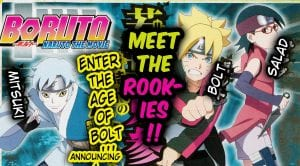 New Scan reveals more info about the Boruto the Movie