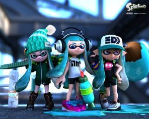 Splatoon Nintendo Direct 5.7.2015 Analysis