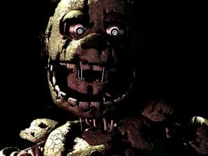 FNAF Animation of Springtrap is Horrifying and Amazing