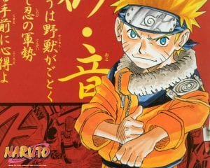Naruto 1st Chapter's will be Reproduced in Full-Size
