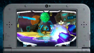 Blast Ball is a new Nintendo 3DS title that's looks fun.
