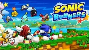 Sonic Runners is A Pretty Fun Mobile Game