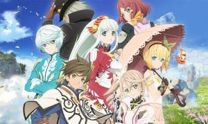 Tales of Zestiria is coming to Steam/PC