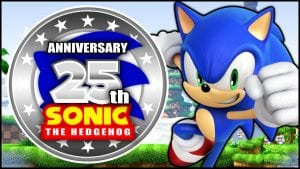 Sonic's 25th Anniversary Is SEGA's Last Chance To Prove To Us That The Blue Blur Ain't Dead Yet (Gaming Wise)