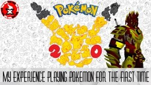 In Honor Of #Pokemon20, Let Me Share With You My Experience Playing @Pokemon For The First Time!