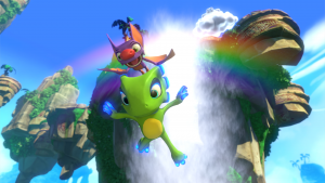 Yooka-Laylee Gets A Brand New Trailer & Explains It's Delay To Q1 2017