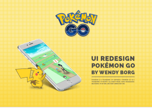 This Pokemon Go App Redesign Is Absolutely Amazing
