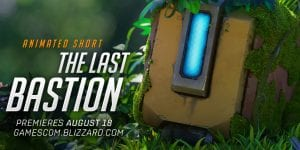 "NEW ANIMATED OVERWATCH SHORT INCOMING: ""THE LAST BASTION"""