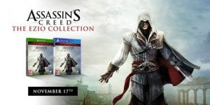 Assassin's Creed The Ezio Collection Has Been Announced For The PS4 and Xbox One
