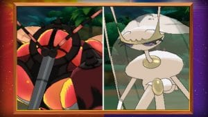 New Pokemon Sun & Moon Trailer Introduces UB-02 Absorption & UB-02 Beauty