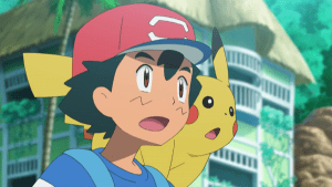 Take A Look At First Pokémon the Series: Sun & Moon Trailer