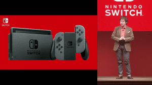 Nintendo Switch Will Launch Simultaneously Worldwide March 3rd 2017 for $299
