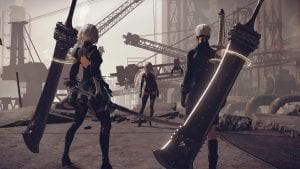 NieR: Automata | Elegant Destruction Trailer Demonstrates The Fluidity of The Game's Battle Movement