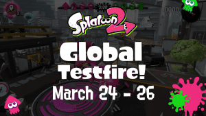 Nintendo Announces Splatoon 2 Global Testfire For The Switch