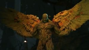 Swamp Thing Makes His Presence Known In Injustice 2