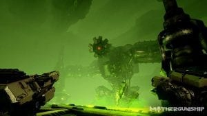 MOTHERGUNSHIP – A Bullet/Hell FPS Hybrid For PC & Consoles