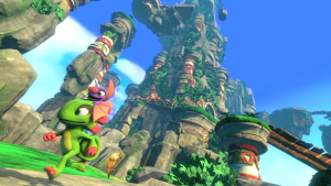 Yooka-Laylee Is Coming To The Nintendo Switch