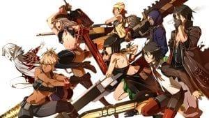 New GOD EATER Project – Teaser Trailer #2