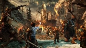 Check Out The 16 Mins Gameplay of Middle-earth: Shadow of War