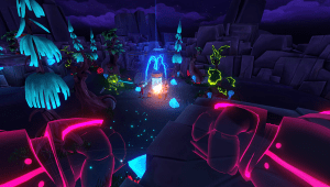 Aftercharge – A 3v3 Asymmetrical Battle Game
