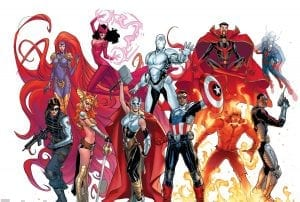 Diversity In Marvel Comic Books – How Much Is Too Much? Or Is It Something Else Entirely?