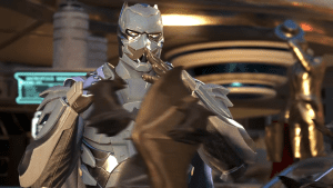 Injustice 2: Your Battles Your Way Trailer Shows Off Gear System