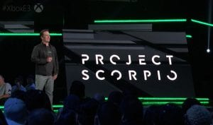 Project Scorpio To Be Revealed On April 6th