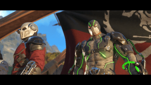 Injustice 2 – Shattered Alliances Part 4 Trailer