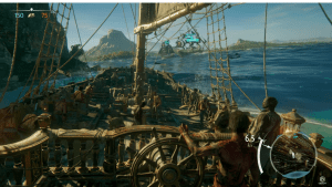 Skull and Bones: E3 2017 Cinematic Announcement Trailer & Gameplay Footage