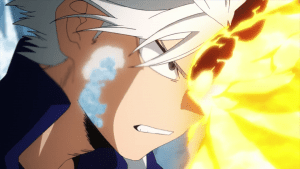 My Hero Academia Season 2 Episode 25 – Todoroki vs. Bakugo Review