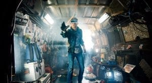 "Steven Spielberg's Science Fiction Action Adventure Film ""Ready Player One"" Looks Insane"