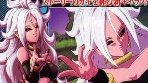 Majin Android 21 As Final Character In Dragon Ball FighterZ & She Looks FLAMES!!