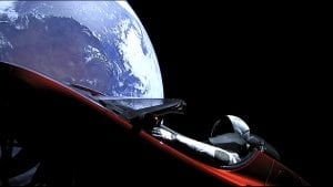 A Telsa Car In Space! SpaceX's Falcon Heavy Is Now The Most Powerful Rocket Ever!
