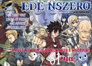 Edens Zero Manga Chapter 1 – In a Sakura-Filled Sky: First Impression – Fairy Tail In Space!?!