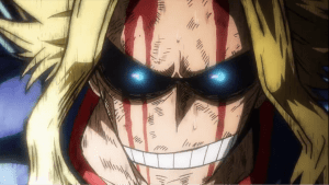 My Hero Academia Season 3 Episode 11 (49) – One For All Impression