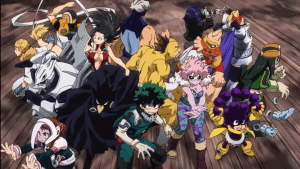 My Hero Academia Season 3 Episode 15 (53) – The Test First Impression