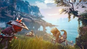 Biomutant Is A Very Intriguing Game!