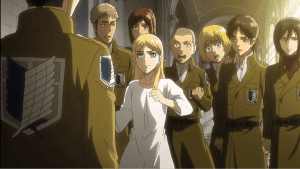 Attack on Titan Season 3 Episode 10 (47) – Friends: Review