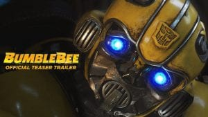 "Bumblebee (2018) – New Official Trailer Looks…""Alright""!"